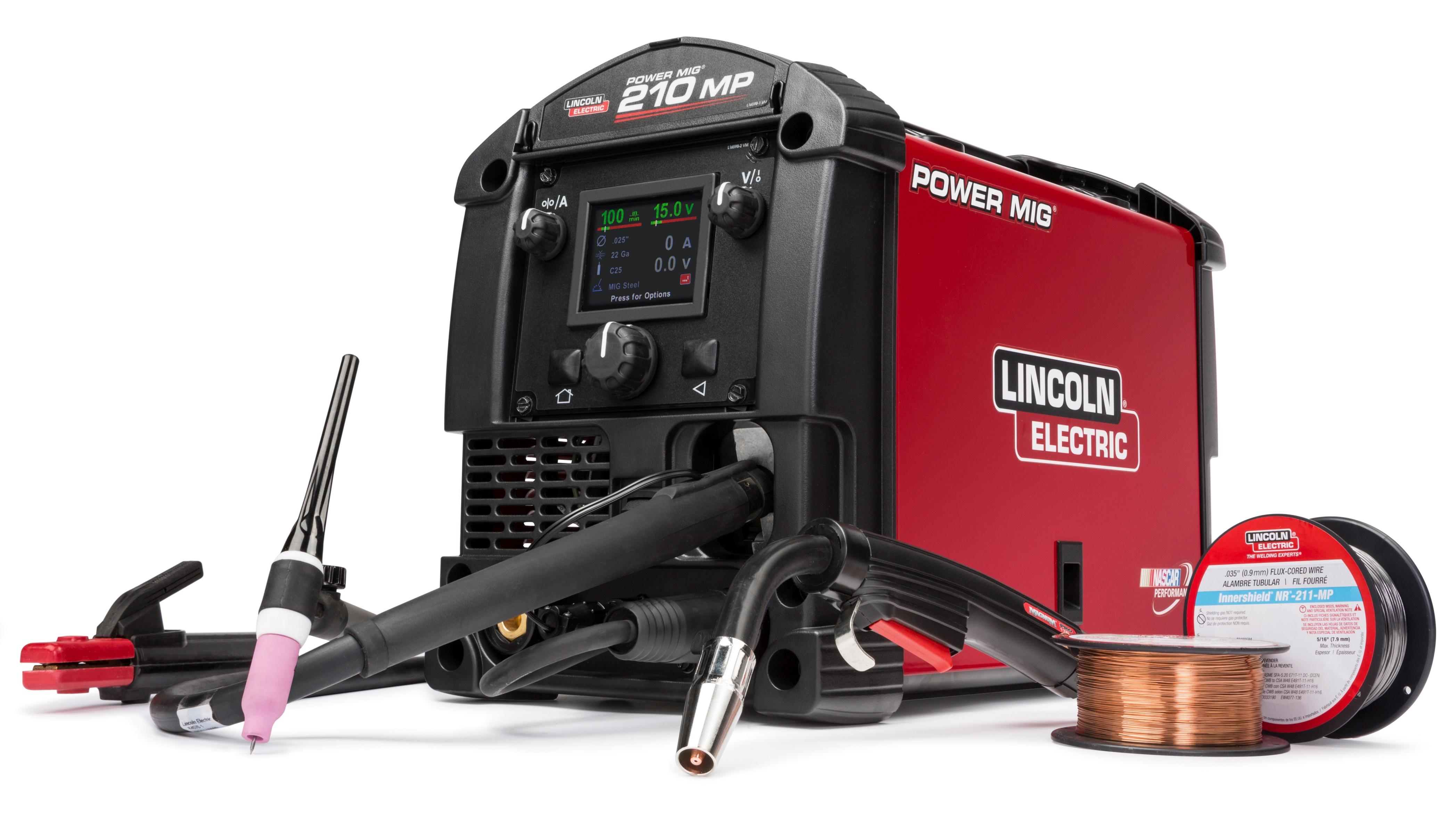 lincoln gas welding machine
